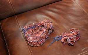 my Poppy beret